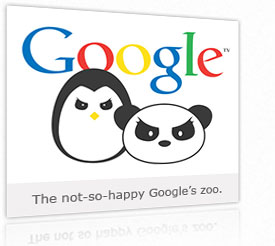 Google Penguin Panda