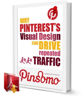 Pinterest Visual Design